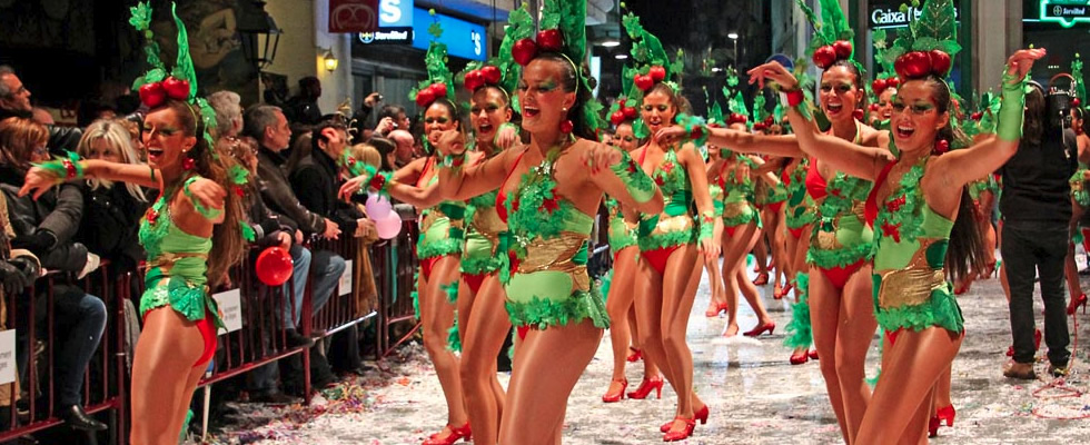 Carnival of Sitges