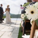 """Wedding in October at glorious villa Catalina"""