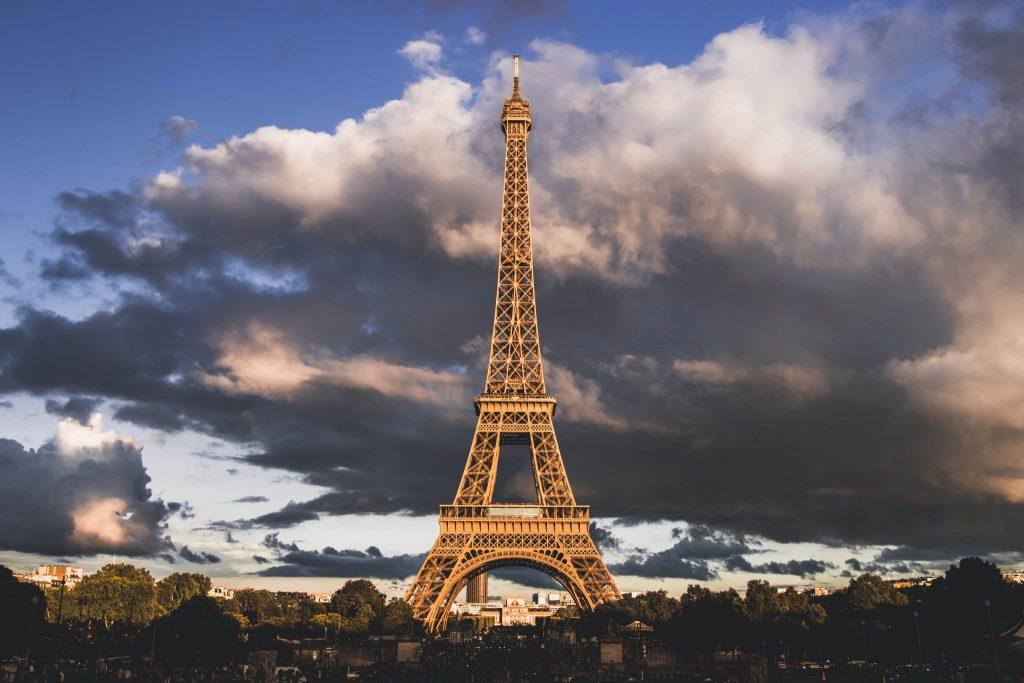 Eifel Tower Photo by Alexis Minchella